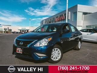 New 2019 Nissan Versa 1.6 SV Sedan 7190206 in Victorville, CA