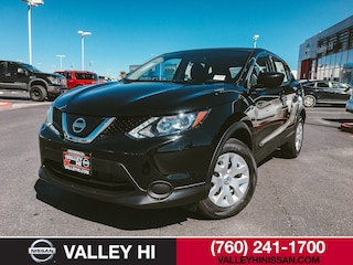 New 2019 Nissan Rogue Sport S SUV 7190380 in Victorville, CA