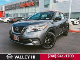 New 2019 Nissan Kicks SR SUV 7190434 in Victorville, CA
