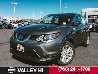 New 2019 Nissan Rogue Sport S SUV 7190348 in Victorville, CA