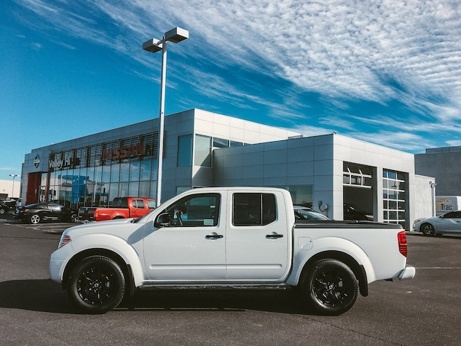 New 2019 Nissan Frontier Sv For Sale In Victorville Ca Near