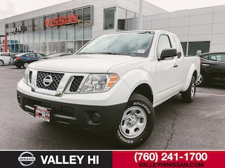 New 2019 Nissan Frontier S Truck King Cab 7190282 in Victorville, CA