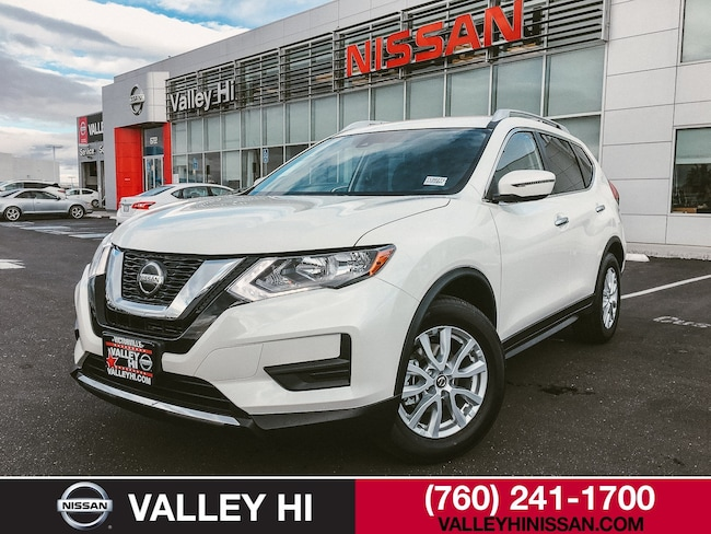 New 2019 Nissan Rogue SV SUV in Victorville, CA