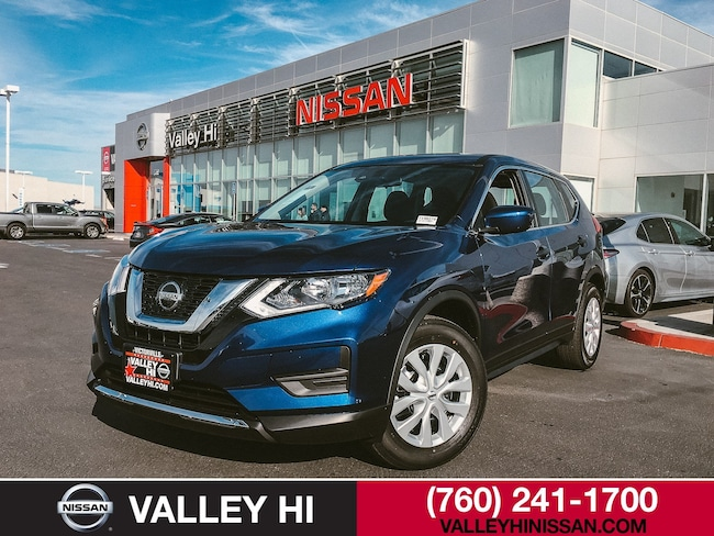 New 2019 Nissan Rogue S SUV in Victorville, CA