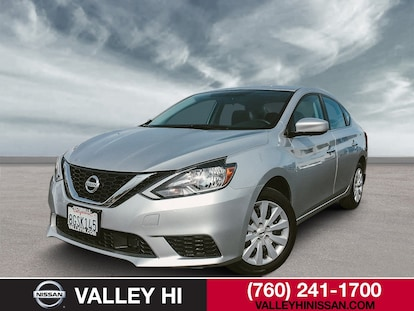 Valley Hi Nissan >> Used 2019 Nissan Sentra For Sale At Browning Automotive