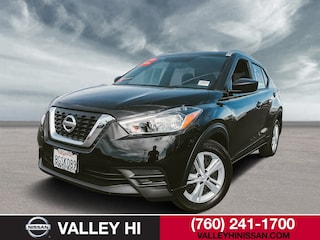 Certified Pre-Owned 2018 Nissan Kicks S SUV in Victorville