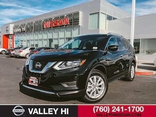New 2019 Nissan Rogue SV SUV 7190260 in Victorville, CA