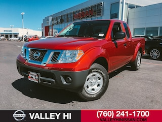 New 2019 Nissan Frontier S Truck King Cab 7190284 in Victorville, CA