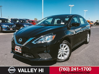 New 2019 Nissan Sentra SV Sedan 7190392 in Victorville, CA