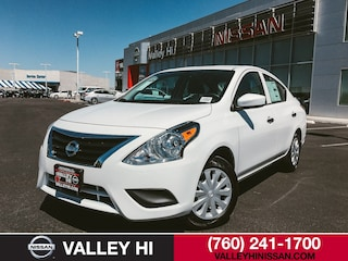 New 2019 Nissan Versa 1.6 S+ Sedan 7190293 in Victorville, CA