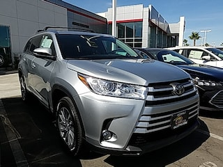 New 2019 Toyota Highlander XLE V6 SUV for sale in Victorville, CA