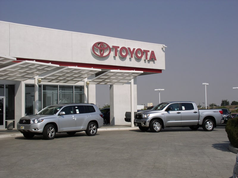 Toyota Auto Parts in Victorville | Valley Hi Toyota Car Parts