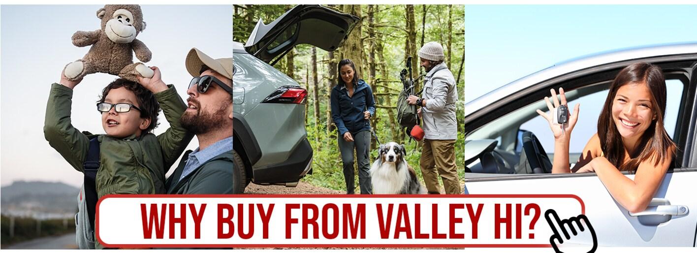 valley hi toyota in victorville ca. Black Bedroom Furniture Sets. Home Design Ideas