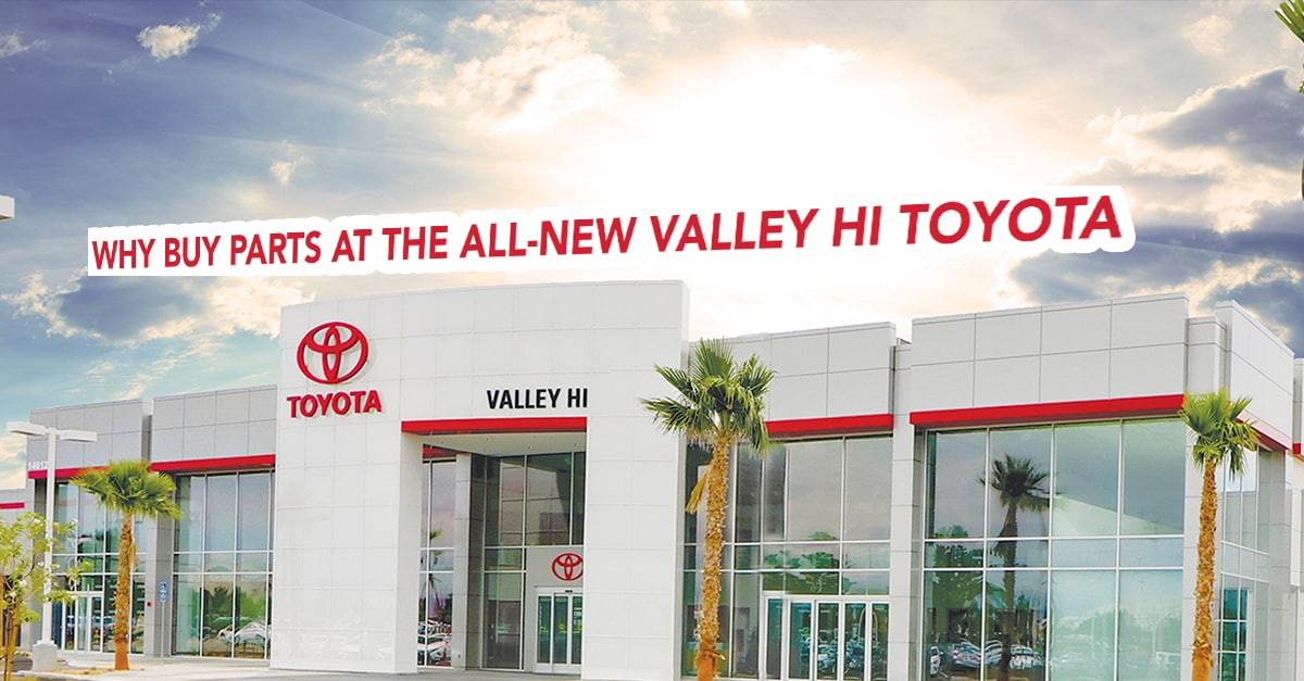 toyota auto parts in victorville valley hi toyota car parts. Black Bedroom Furniture Sets. Home Design Ideas