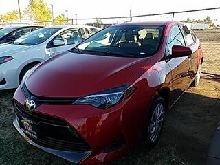 New 2019 Toyota Corolla Sedan 4190423 for sale in Victorville, CA