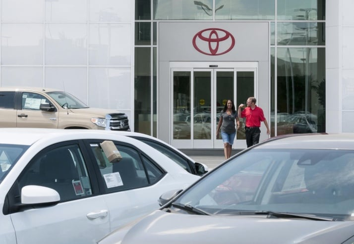 Valley Hi Toyota New Dealership