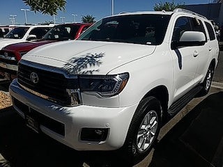 New 2019 Toyota Sequoia SR5 SUV for sale in Victorville, CA
