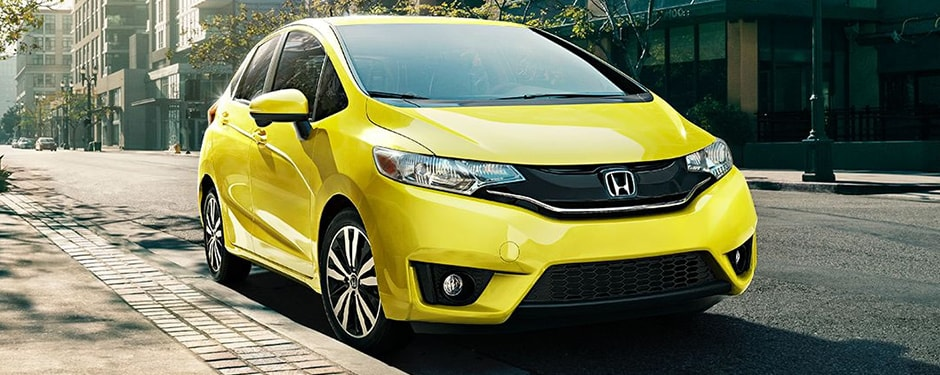 Review 2017 Honda Fit