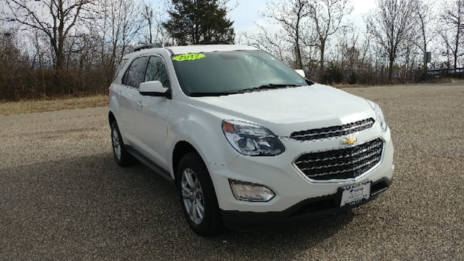 Used 2017 Chevrolet Equinox LT SUV for sale in Staunton, VA