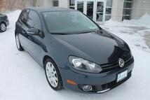 2011 Volkswagen Golf TDI Hatchback