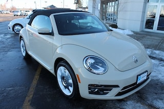 New 2019 Volkswagen Beetle 2.0T Final Edition SEL Convertible for sale in Fargo, ND