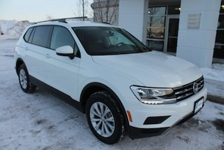 New 2019 Volkswagen Tiguan 2.0T S 4MOTION SUV for sale in Fargo, ND