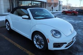 New 2019 Volkswagen Beetle 2.0T SE Convertible 3VW5DAATXKM501449 for sale in Fargo, ND