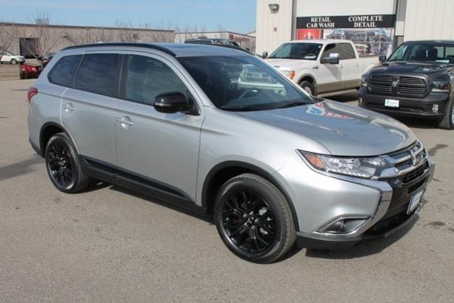 New 2018 Mitsubishi Outlander LE CUV for sale in Fargo
