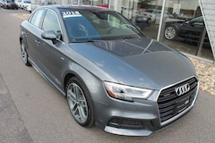 Used 2018 Audi A3 2.0T Premium Sedan for sale in Fargo, ND