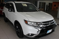 2018 Mitsubishi Outlander LE CUV JA4AZ3A38JZ044355