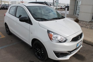 New 2019 Mitsubishi Mirage LE Hatchback for sale in Fargo, ND