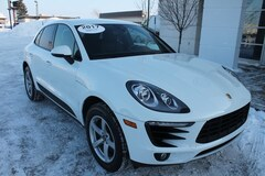 Used 2017 Porsche Macan Base SUV for sale in Fargo, ND