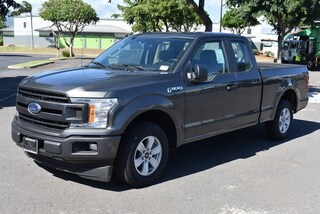 2018 Ford F-150 XL Truck SuperCab Styleside 1FTEX1CPXJKE72373