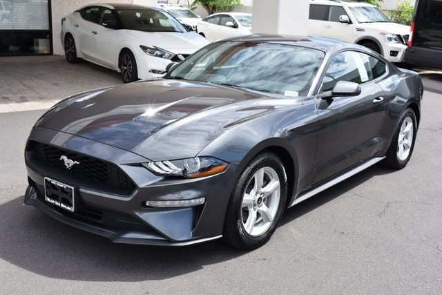 2018 Ford Mustang Ecoboost Coupe 1FA6P8TH3J5185340