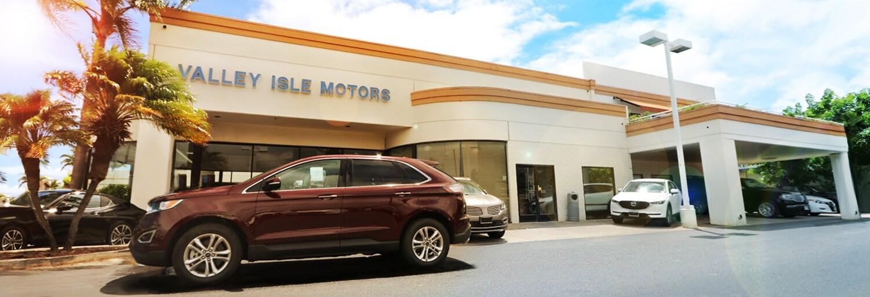 Kahului S Valley Isle Motors Ltd New 2018 2019 Ford Used Car