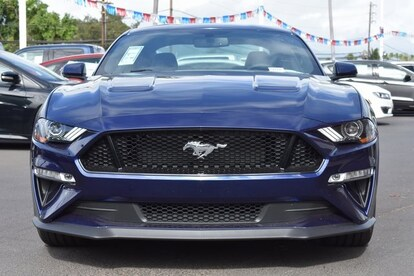 New 2019 Ford Mustang For Sale | Kahului HI 1FA6P8CF1K5123645