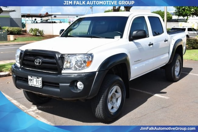 2005 toyota tacoma weight limit