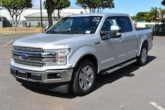 New Ford 2018 Ford F-150 Lariat Truck SuperCrew Cab 1FTEW1CP0JKF05397 in Kahului, HI