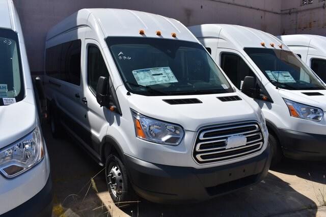2018 Ford Transit-350 XLT Passenger Wagon Wagon 1FBVU4XG4JKA96309