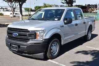 2018 Ford F-150 XL Truck SuperCrew Cab 1FTEW1CP2JKF05398