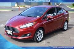 Discounted Bargain 2016 Ford Fiesta SE Sedan for sale near you in Kahului, HI