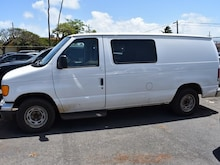 2006 Ford E-150 Commercial Cargo Van