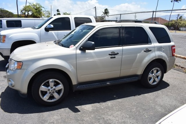 Discounted bargain used vehicle 2012 Ford Escape XLT SUV for sale near you in Kahului, HI