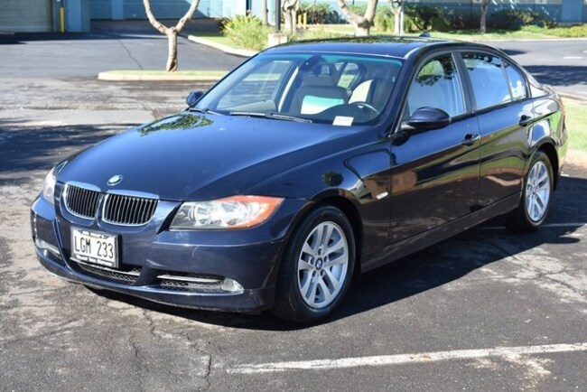Discounted bargain used vehicle 2006 BMW 3 Series 325i Sedan for sale near you in Kahului, HI