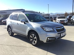 Certified 2018 Subaru Forester 2.5i Limited SUV JF2SJAJC3JH475120 for sale in Longmont, CO