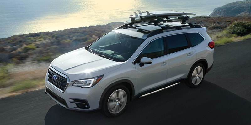 2019 Subaru Ascent Special