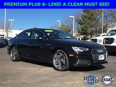 Used 2017 Audi A4 for sale in Longmont, CO