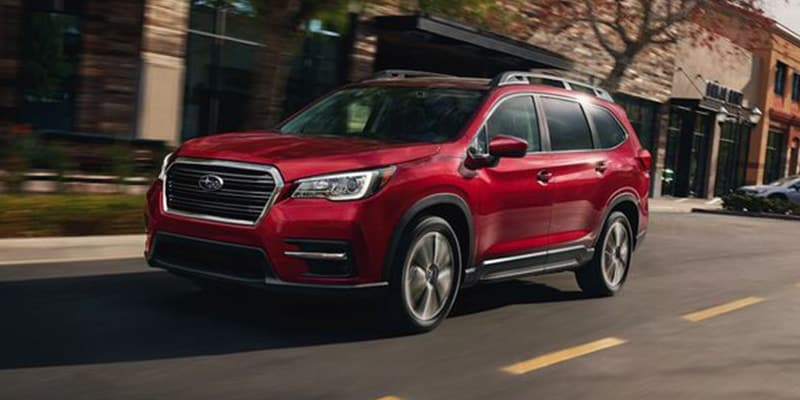Used Subaru Ascent For Sale in Longmont, CO