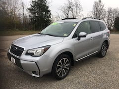 Certified Pre-Owned 2017 Subaru Forester 2.0XT Touring SUV JF2SJGWC7HH551606 in Staunton, VA