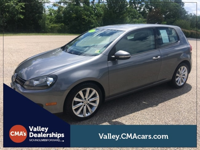 Used 2013 Volkswagen Golf 2.0L 2-Door TDI Hatchback for sale in Staunton, VA